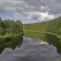 На реке :: Максим Кададов