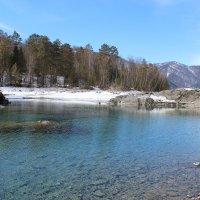 Голубые озера :: Татьяна Грошева