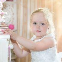 Маленькая модница :: Анастасия Щецко