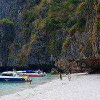 Залив Майя на острове Пхи-Пхи Ле. :: Ольга