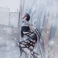 Milena Borg 2 :: lana cardi
