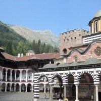 Рильский монастырь. Болгария :: An-na Salnikova