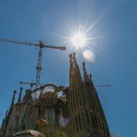 La Sagrada Familia :: Дмитрий Карышев