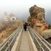 Дорога к маяку :: Размик Марабян