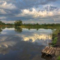 Пройти по воде :: Сергей Раннев