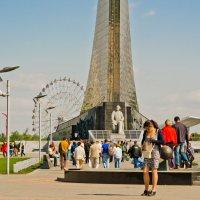 Парк Космонавтики. :: Виктор Евстратов