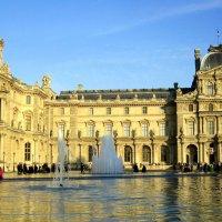 Palais du Louvre :: Zinaida Belaniuk