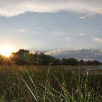 красота заката :: Элла Огай
