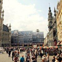 Brussel :: Alena Kramarenko