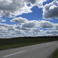 дорога в небо :: Лидия кутузова