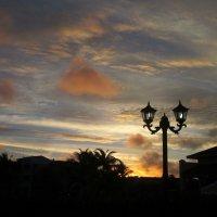 Скоро солнце взойдет! :: Елена Байдакова
