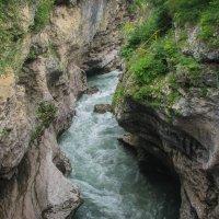 Хаджохская теснина (Каменномостский каньон) :: Vladimir 070549