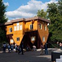 Перевернутый домик :: marmorozov Морозова
