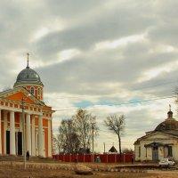 В монастыре :: Анастасия Смирнова