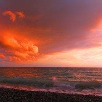 В реальных красках заката... :: ValyakaN Naumkina Valentina