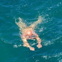 Пловец. :: Чария Зоя