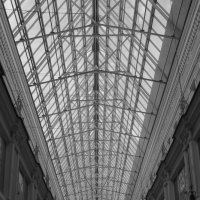 крыша в Пассаже :: Игорь Кудрявцев