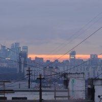 Утренняя Москва :: abyss -place
