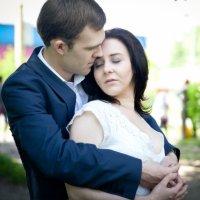 Свадебное, пара :: Анна Инякина
