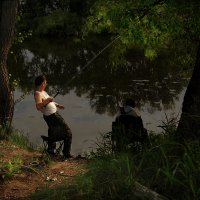 Рыбалка :: Kassen Kussulbaev
