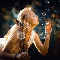 Мыльные пузыри :: Юра Викулин
