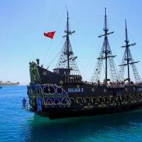 "Пиратский кораблик ""Sultan 2"" :: Nataliya Oleinik"
