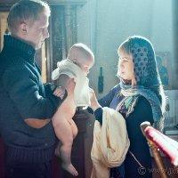 крещение :: Алексей Литягов