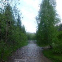 Река :: Вячеслав Устинов