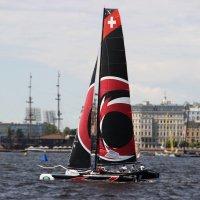 Extreme Sailing Series в СПб :: Светлана Дмитриева