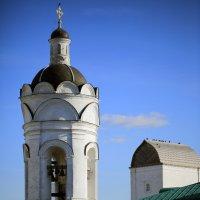 Колокольня церкви Георгия Победоносца :: Наталья Чебыкина