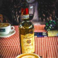 Римское вино и капучино))) :: Olga Darganchik