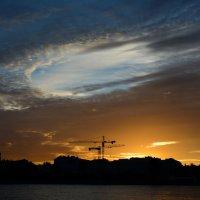Закат на Английской набережной :: Маргарита Вецко