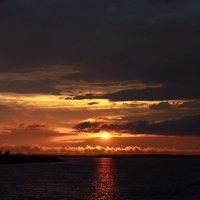 Сумрачный закат :: Александр Moryak 34