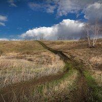 Дорога в облака :: Влад Шерман