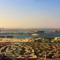 Дубай,взгляд на Арабский  залив. :: Анатолий Грачев