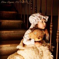 Ожидая папу :: Elena Degano