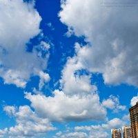 облака... :: Юлия Кутовая