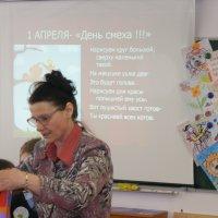 День смеха в школе :: Светлана Шаповалова (Глотова)