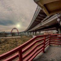 Вид на Живописный мост :: Алексей Соминский