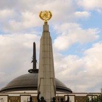 памятник партизанам :: Константин Сафронов