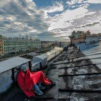 Ожидая рассвет :: Владимир Горубин