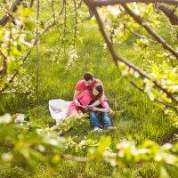Весенний сад :: Елена Маркина