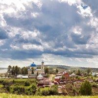 хорошо в деревне летом :: Alexsei Melnikov