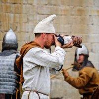 Будни средневекового фотографа.. :: Елизавета Вавилова