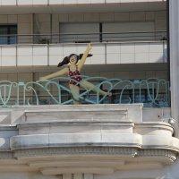 на балконе :: Ольга
