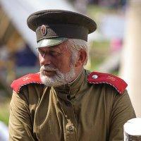 Солдат Русской Императорской Армии :: Mikhail Khorev