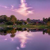 В лучах пурпурного заката :: Galinka *K