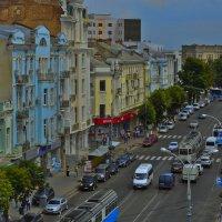 Город :: Ольга Винницкая