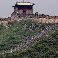 Китайская стена. :: Эдуард Закружный