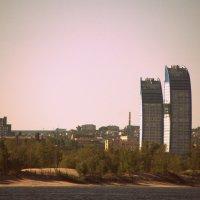 На берегу Волги :: ILANA Gvozdievskaya